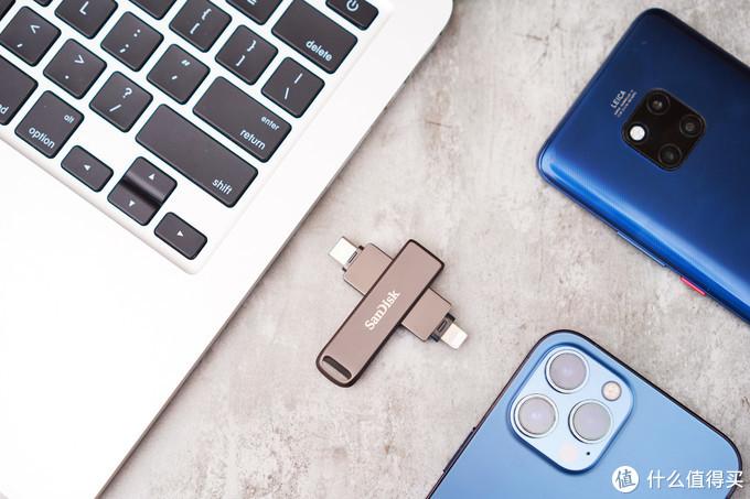 传输无界,架起苹果与安卓设备的桥梁:闪迪欢欣i享(臻享版)手机闪存盘