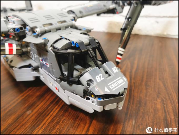 高砖版本鱼鹰战机,来看一下!Osprey