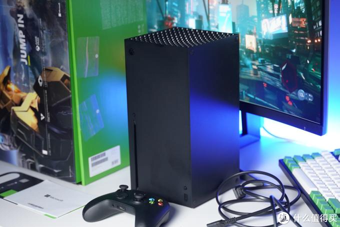 老婆送的圣诞礼物——Xbox Series X晒单