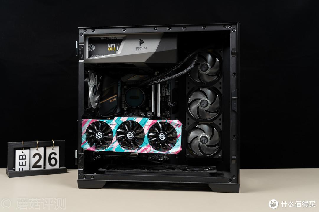 外表粉嫩,难掩强大性能、索泰(ZOTAC)RTX3080X-GAMING OC显卡 评测