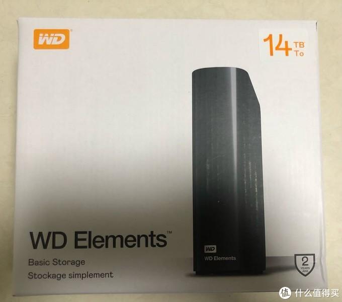 病毒变异时,英亚入手WD Elements 14TB桌面硬盘