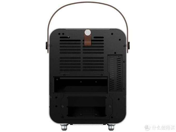 酷似小提箱:Jonsplus乔思伯 发布 BO 100 精品迷你小机箱