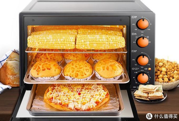 美食制造机驾到~~我的年货好物大推荐——美的电烤箱