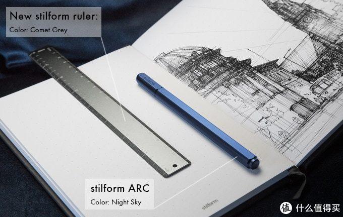 新品资讯:stilform首支把磁吸玩到极致的ARC PEN开始接受预购了,你确定不来看看?