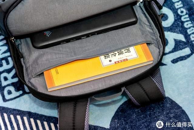 多特Deuter户外双肩防水电脑包评测:能装能背还能防水