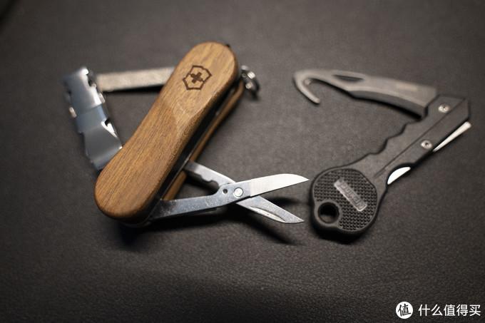 维氏指甲刀和开快递钥匙工具