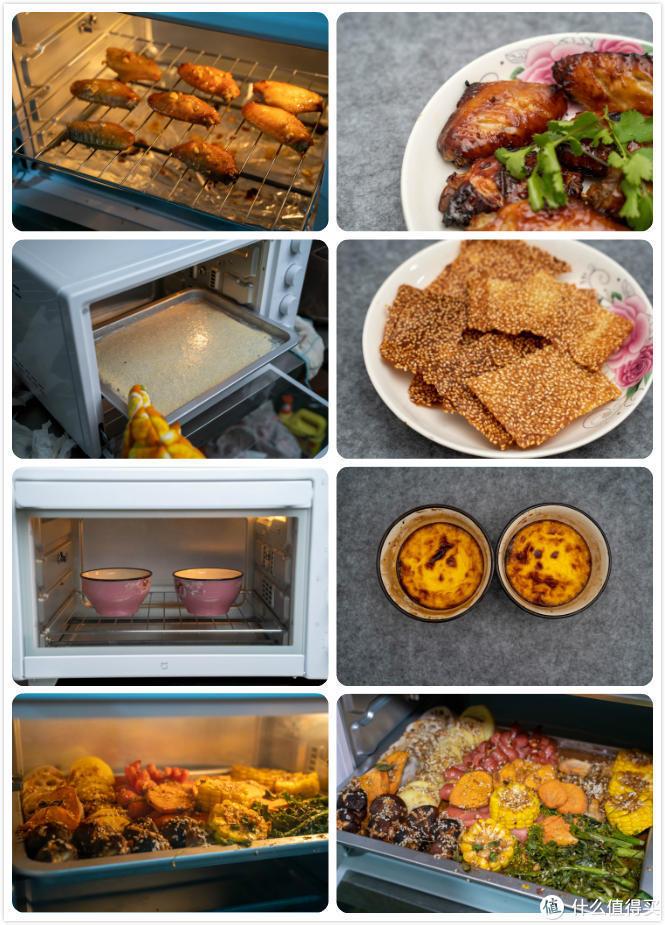终于有烤箱了~领导对米家电烤箱表示很满意!顺便做几道菜附过程