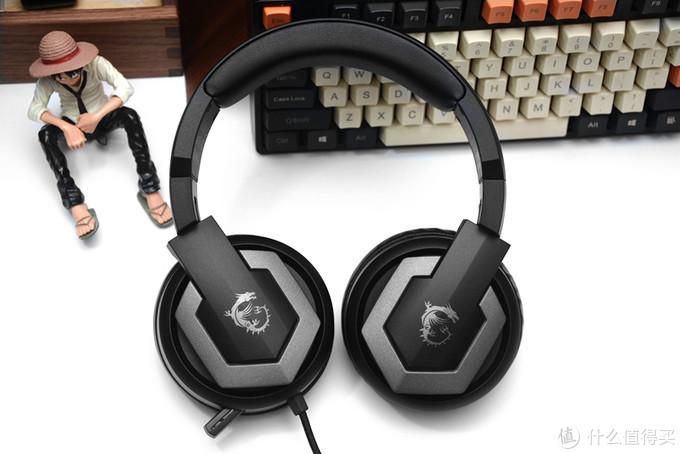 ONKYO扬声器、支持Nahimic,微星GH61电竞耳机体验