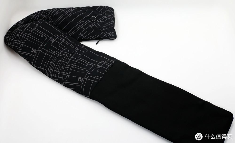 有它三冬暖,有它春不寒—fooxmet风谜温控发热围巾