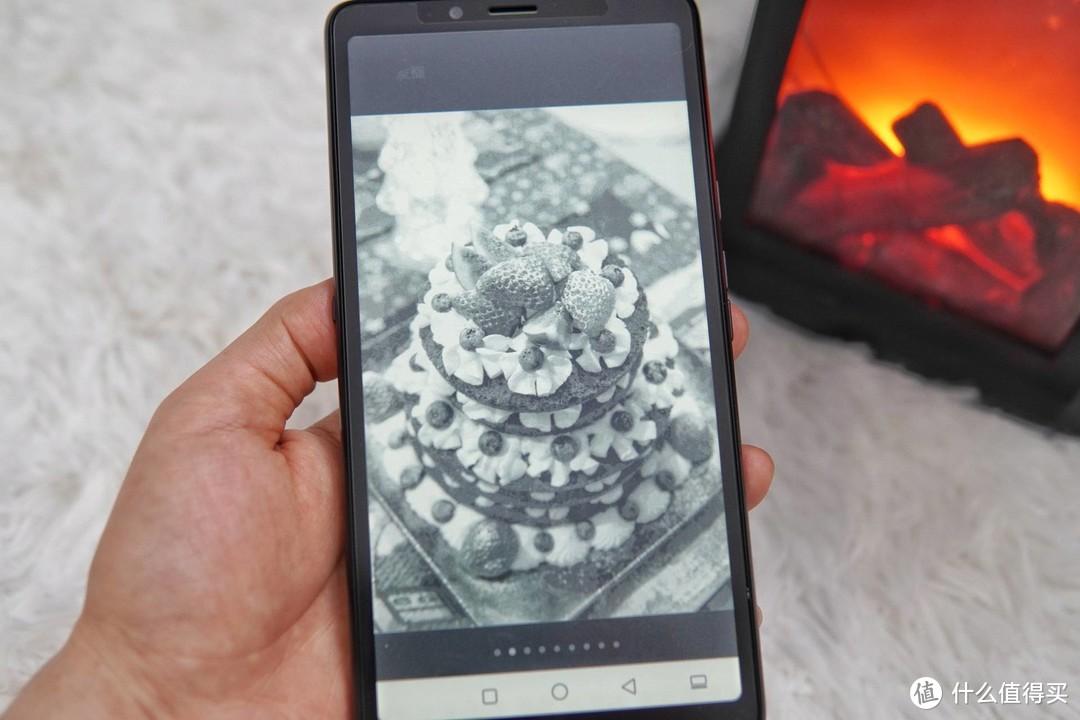 可做主力机的5G水墨屏手机:看网文护眼,看漫画更快