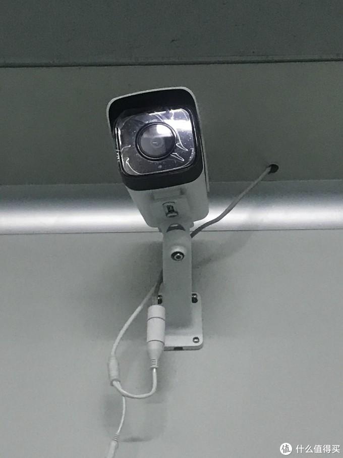 记录我的一次安装监控 (一楼到六楼的距离)