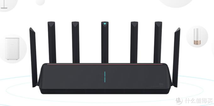 小米首款WiFi 6路由器AX3600官降100元
