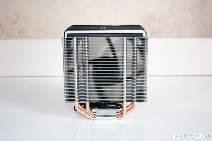 谁说不自量力,风冷照样压住i5-9600KF,乔思伯MX400散热器 装机体验