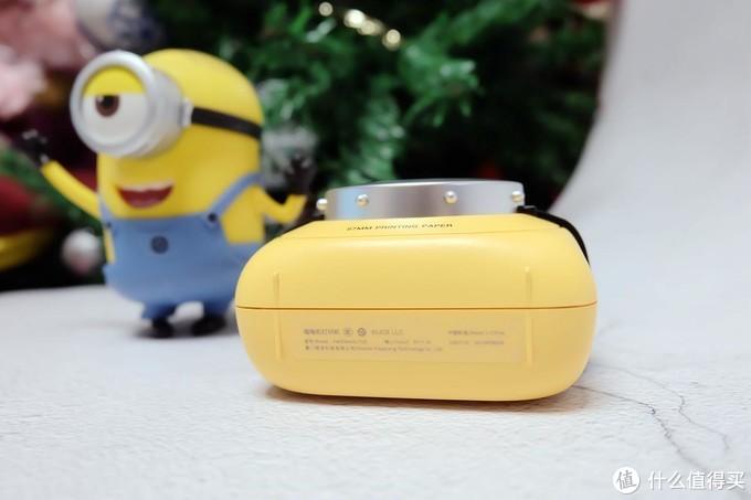 寒假在家学习,送娃一个喵喵机小黄人款P1