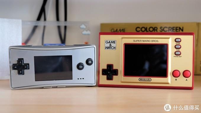 2020最强游戏机!——Nintendo 任天堂 Game&Watch 超级马力欧35周年纪念版