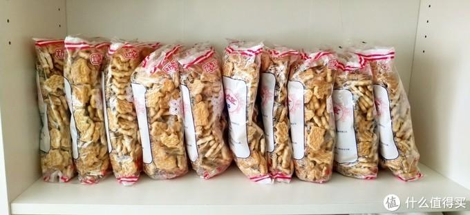 狗子两个月的饼干……   绿巨人老北京动物饼干