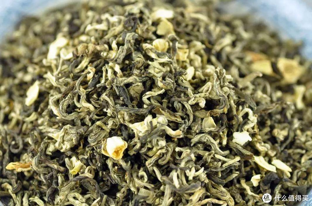 茉莉花茶,六次窨茶仅打底,八次之后才鲜灵