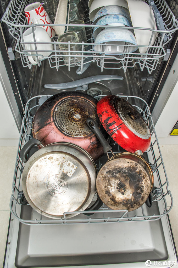 智能开门除菌洗-海尔haier全自动家用除菌洗碗机CN13