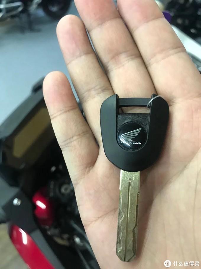 盆友们大胆猜猜什么车的钥匙