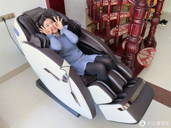"""全家庭成员的智能贴身按摩师""""西屋S350按摩椅评测"""""""