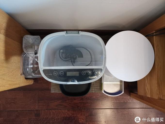 猫咪自动喂食机—干饭王的选择,派旺PF102 or 派旺F3 ?