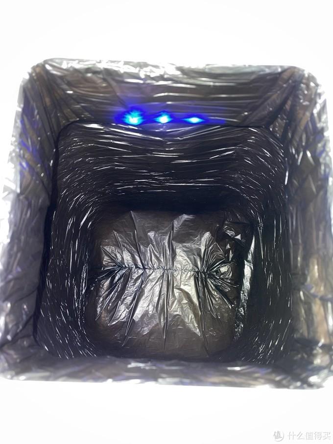 拓牛智能垃圾桶T1体验:一键打包换袋解锁新姿势