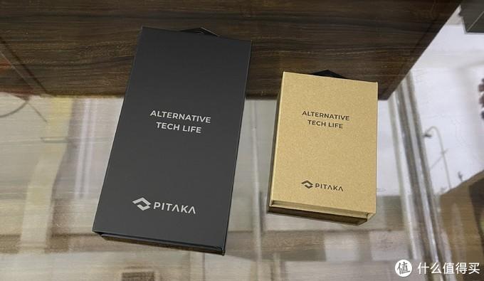 凯夫拉手机壳与碳纤维卡包上手,数码圈贵族PITAKA另类特别的新玩意儿