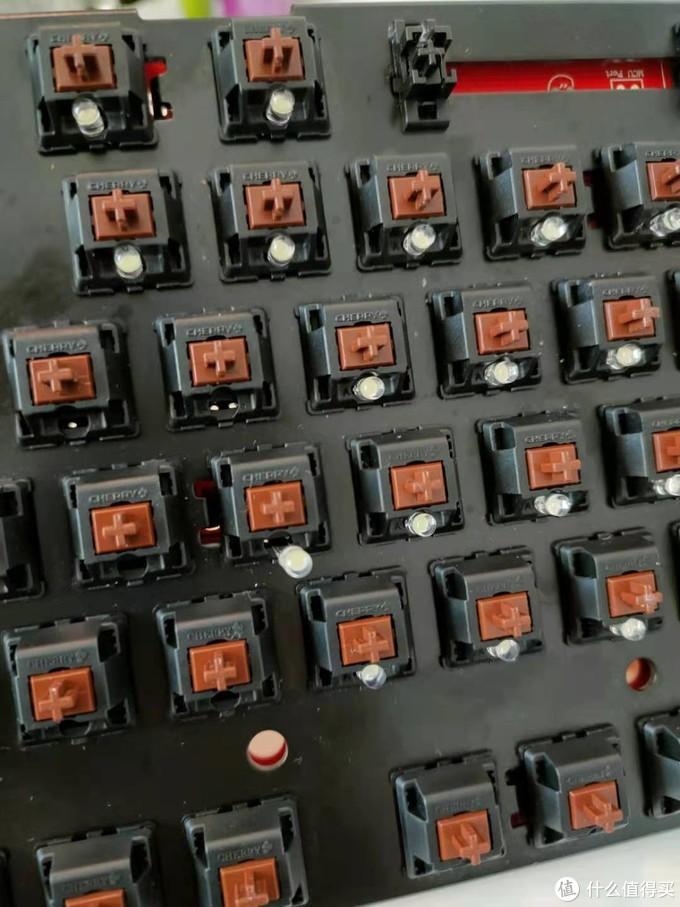 200元内最划算的机械键盘开箱,及改灯尝试
