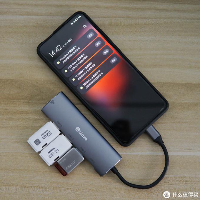 解锁4K 60Hz毕亚兹USB Type-C扩展坞体验
