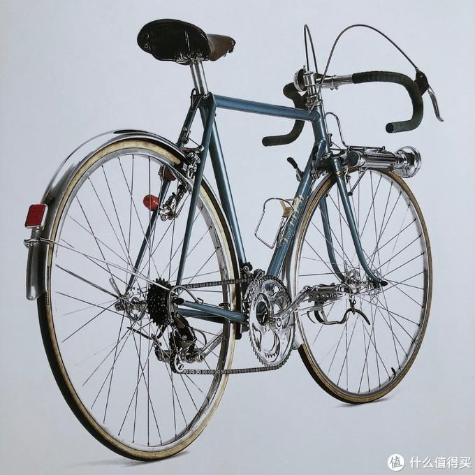 1966年,Rene Herse为Paris-Brest-Paris骑行大会打造的长途车