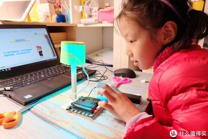 寒假,甩开编程打卡,做动手界的编程小达人——造物粒子儿童趣味编程