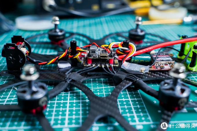 仅需800元,手把手教您组装3寸涵道穿越机!含带gopro上天飞行视频,FPV无人机必备!