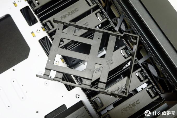 改造老电脑,让它成为一个8盘位的大容量下载存储器