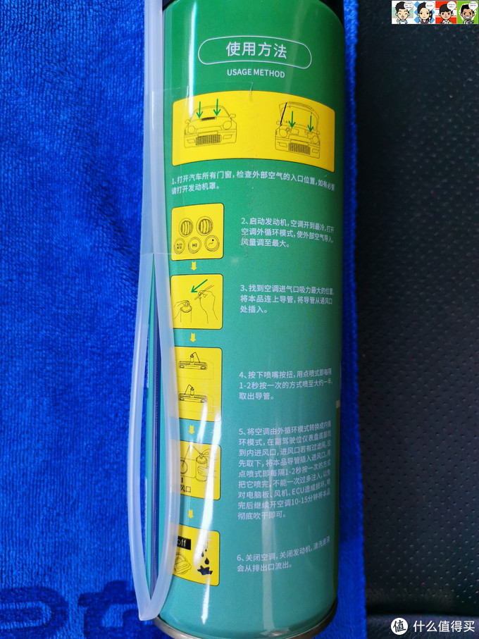 使用方法,配一条长长的导管,方便操作。