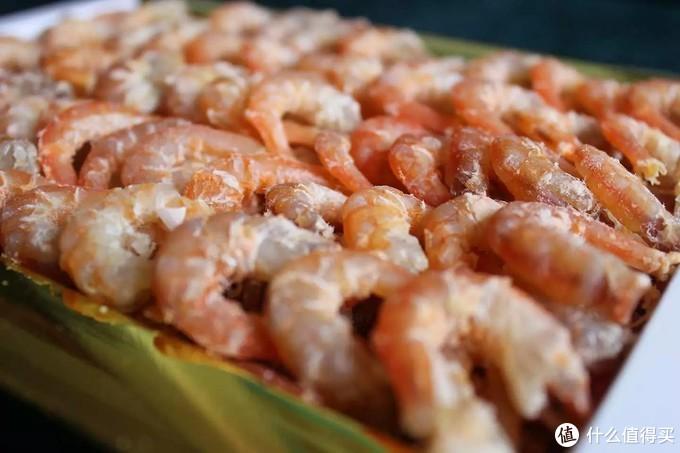 金钩海米,用长岛鹰爪虾制成的天然鲜味调料品