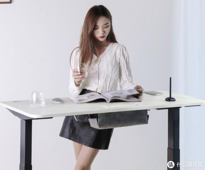 小米有品发布可手势升降智能办公桌,为久坐办公换种姿势!