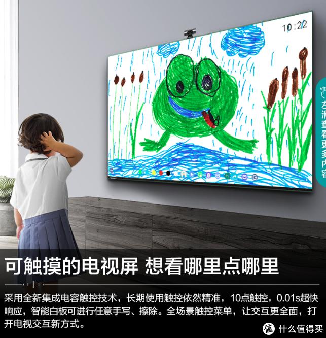 2021伊始,我为儿子争取到看电视的权利——给熊孩子选电视要注意什么?