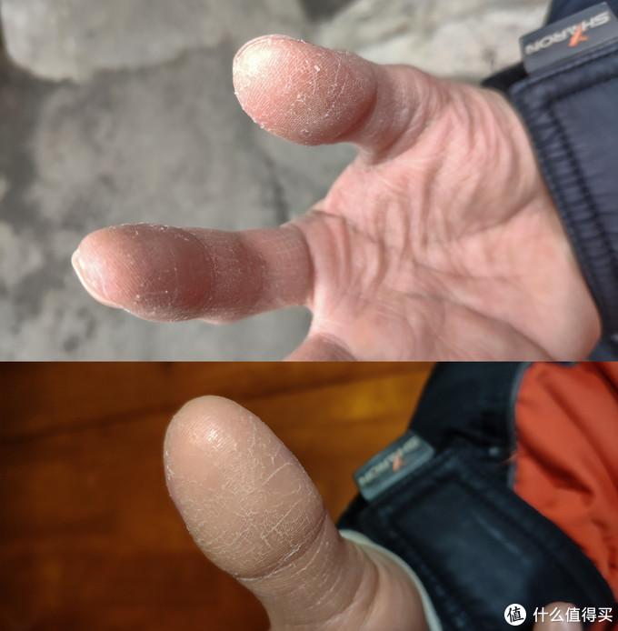 每到冬天我的手就干裂脱皮,手机指纹功能根本无法正常使用,然而这款门锁我还是秒开,真的要赞一下!!!