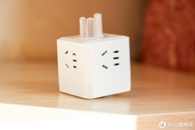 无线魔方插座确实好用,ORICO这款品质与做工都可以