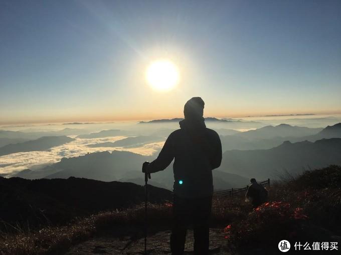 2021年元旦金铙山全记录