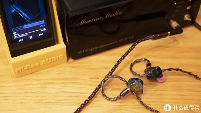 8单元动铁的HIFI耳机啥听感?越闹腾的歌越惊艳!BGVP最新堆料旗舰体验