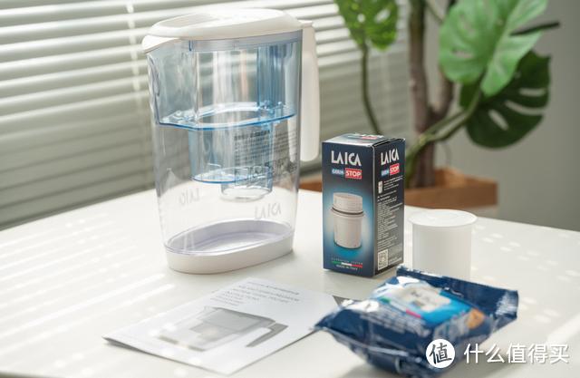 "LAICA莱卡滤水壶体验:用""芯""喝上健康水!即滤即饮"