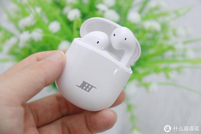 小巧玲珑,舒适之选,JEET ONE真无线蓝牙耳机体验