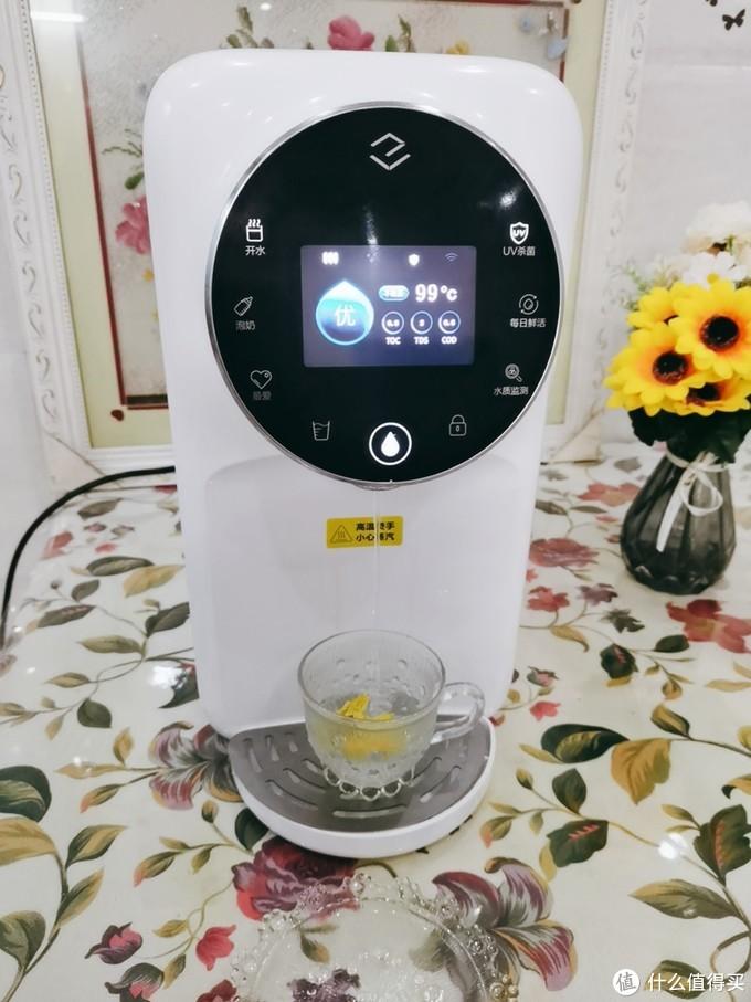 一目智能净饮机打卡第17天 让人放心的净水器