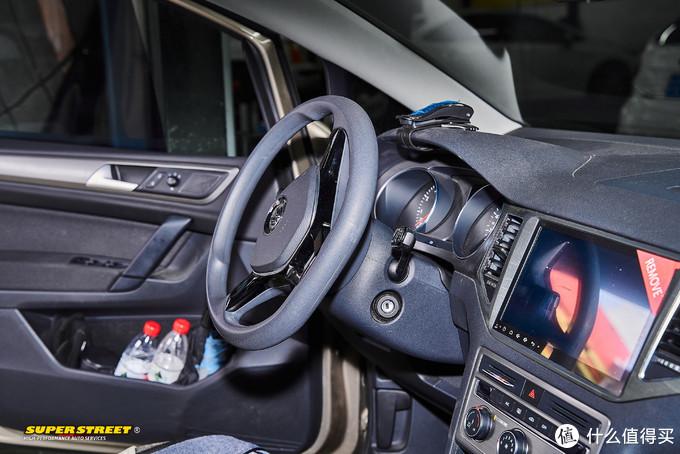 大众高尔夫嘉旅更换ENDLESS MX72高性能刹车片
