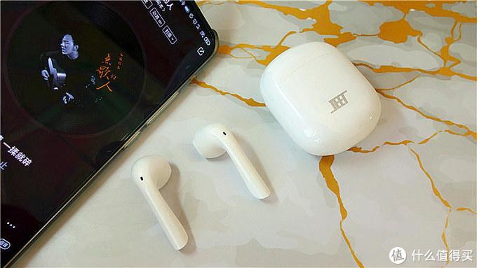 螺线壳体、舒适稳固,智能拾音、四麦通话降噪——JEET ONE真无线蓝牙耳机测评