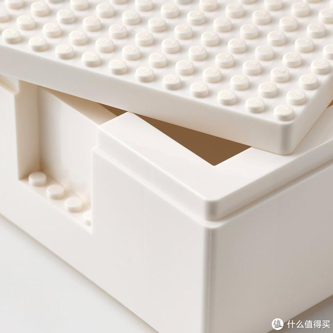 乐高宜家联名款比格列克(BYGGLEK)收纳盒如何选,这一篇就够了