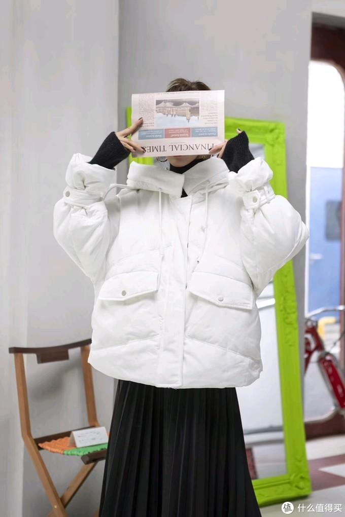 冬日絮语短棉服