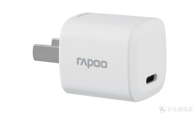 苹果12适用的雷柏PA20mini迷你型充电器上市