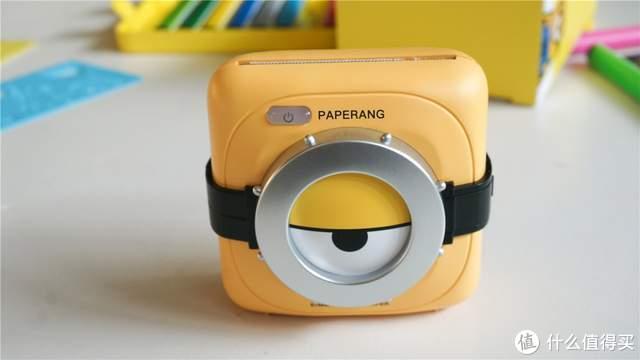 喵喵机P1小黄人联名款,你的错题整理打印神器